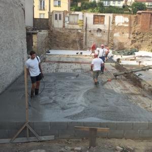 betonaz desky