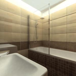 vizualizace koupelny